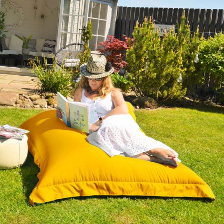 Giant Squarbie Indoor/Outdoor Beanbag