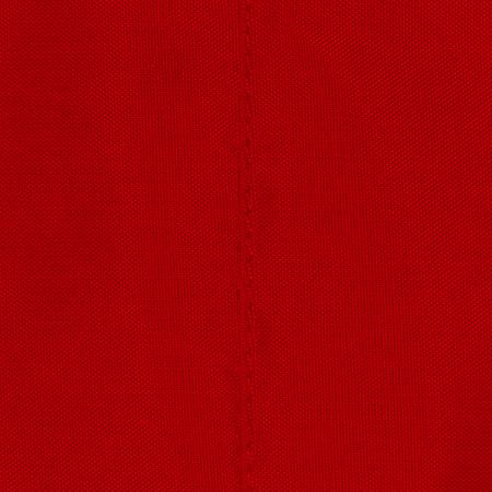Indoor/Outdoor Red Fabric