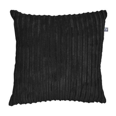 Jumbo Cord 40x40cm Cushion In Black