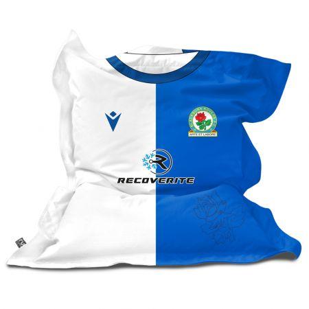 21/22 Blackburn Rovers Shirt Junior Squarbie Beanbag