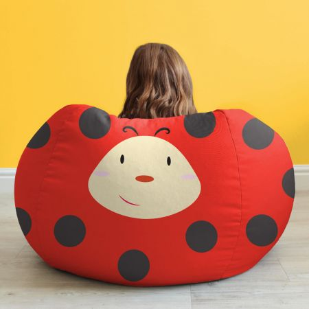 Berty The Bee Minibeast Beanbag