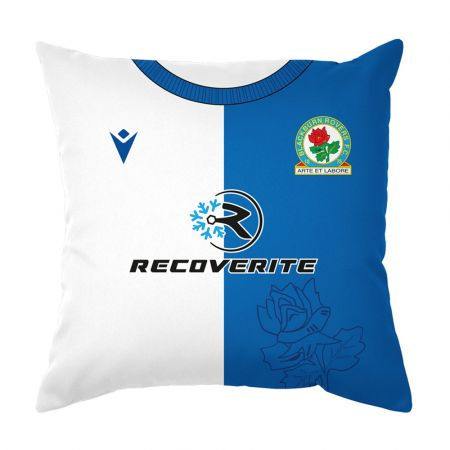 21/22 Blackburn Rovers Shirt Cushion