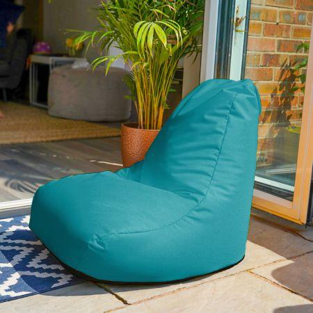 Beanbag Chair - Indoor/Outdoor - Little Kids - Turquoise