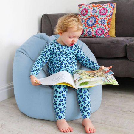 Kids Classic Bean Bag - Trend - Dusk Blue