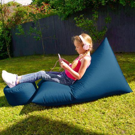 Humbug Beanbag - Junior - Indoor/Outdoor - Royal Blue