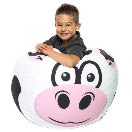 Cow Animal Bean Bag - Medium
