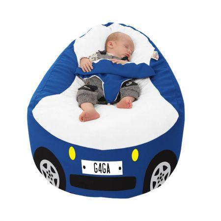 Racing Car Gaga Plus Baby to Junior Beanbag