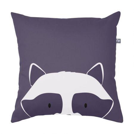 Raccoon Cushion