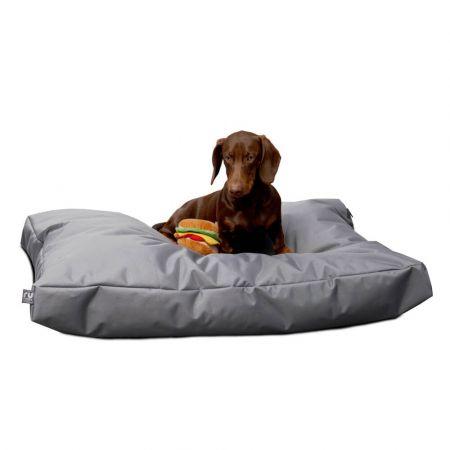Dogtuff Dog Bed - Small - Platinum Grey