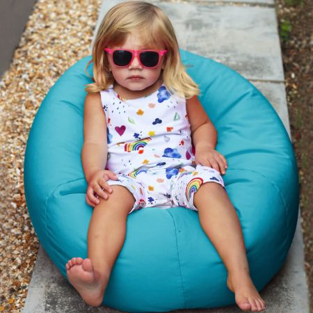 Indoor/Outdoor Small Kids Bean Bag