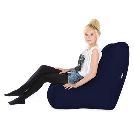 Solo Chair Bean Bag - Trend - Navy