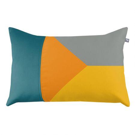 Geometric Cushion - Multi