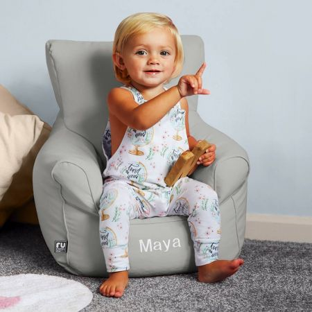 Toddler Armchair- Trend - Platinum