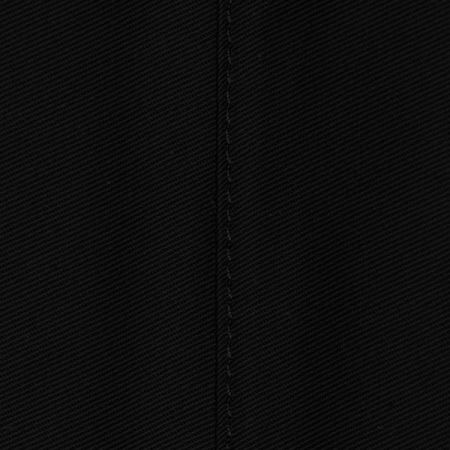 Comfy Black Fabric