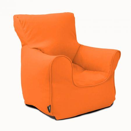 Toddler Armchair Bean Bag - Trend - Orange