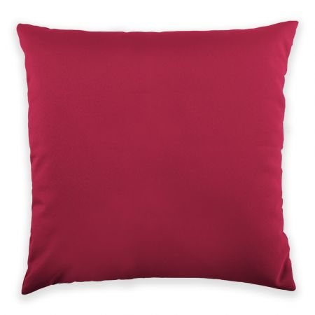 Trend 40x40cm Cushion Front View in Cerise Pink