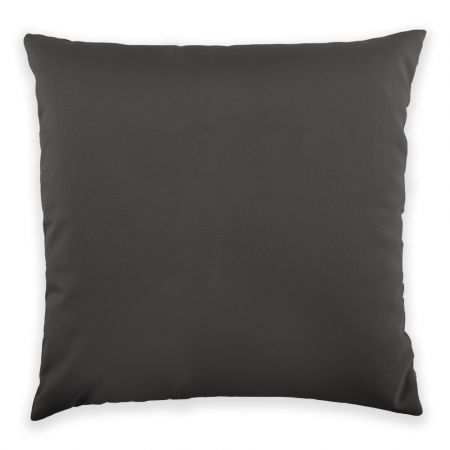 Trend 40x40cm Cushion Front View in Slate Grey