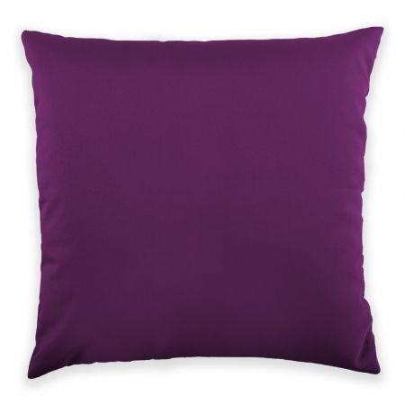 Trend 40x40cm Cushion Front View in Purple
