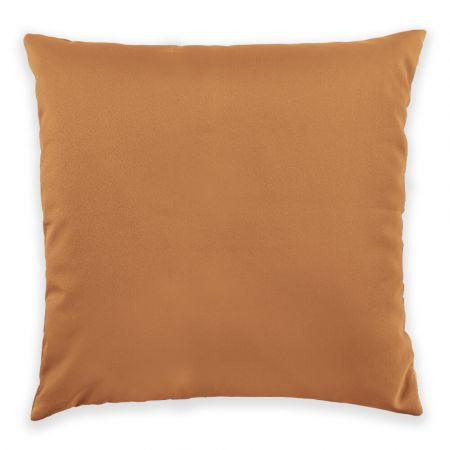 Trend 40x40cm Cushion Front View in Sandstone
