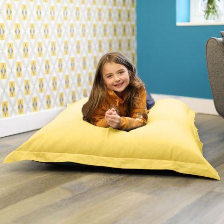Trend Squarbie - Lemon Yellow - Large