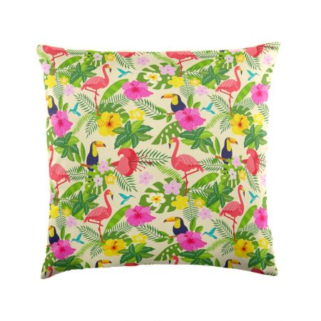 Tropical Birds Scatter Cushion - Indoors/Outdoors