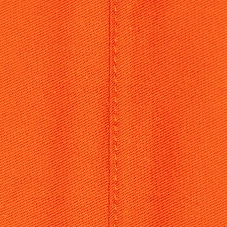 Comfy Orange Fabric