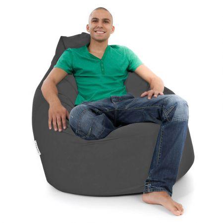 Whopper Bean Bag Chair - Trend - Grey