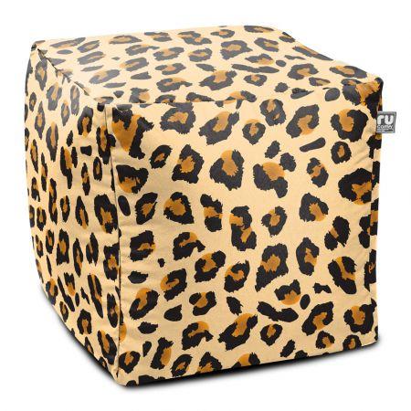 Cube Beanbag - Animal Print