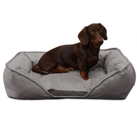 'Luxe' Velvet Dog Sofa