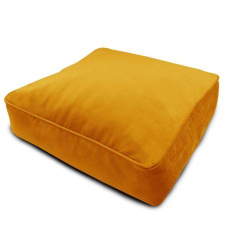 Velvet Square Floor Cushion