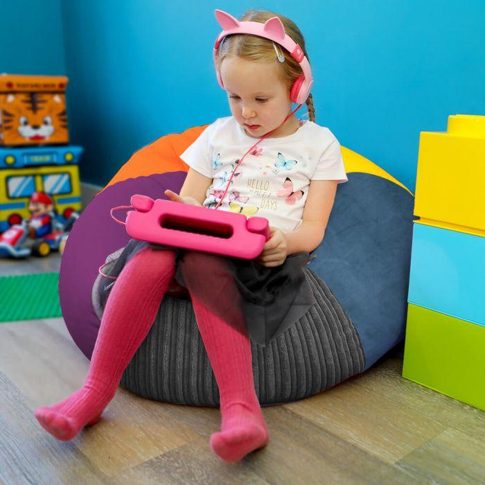 Awesome Sensory Kids Classic Beanbag Machost Co Dining Chair Design Ideas Machostcouk