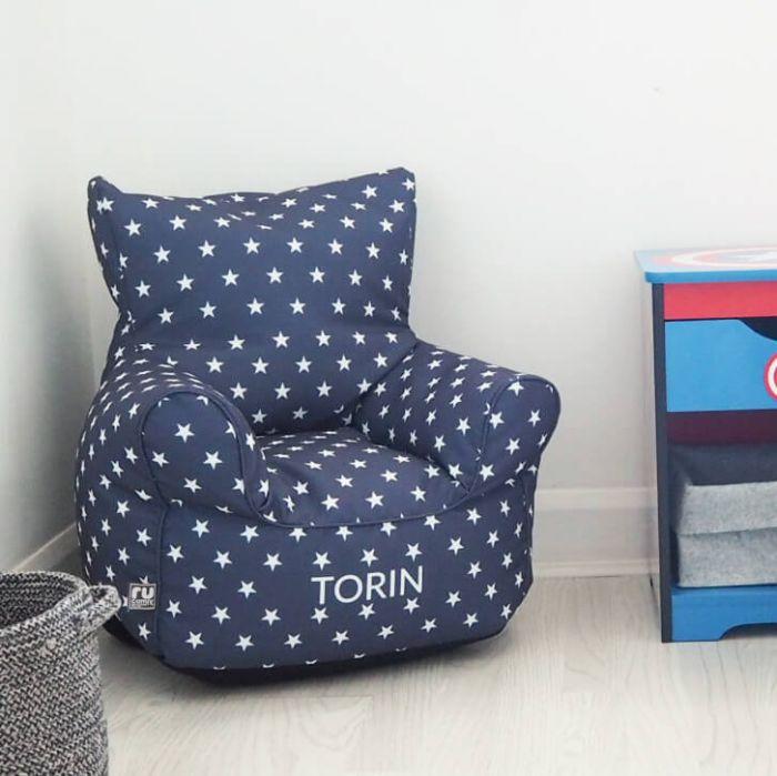 Tremendous Stars Toddler Armchair Beanbag Camellatalisay Diy Chair Ideas Camellatalisaycom