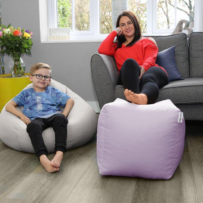 Strange Cube Beanbag Trend Evergreenethics Interior Chair Design Evergreenethicsorg