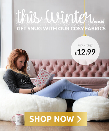 Soft and Cosy Fabrics