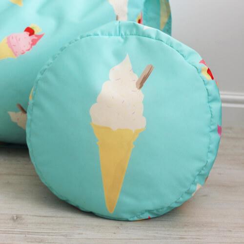 Ice Cream Kids Stool