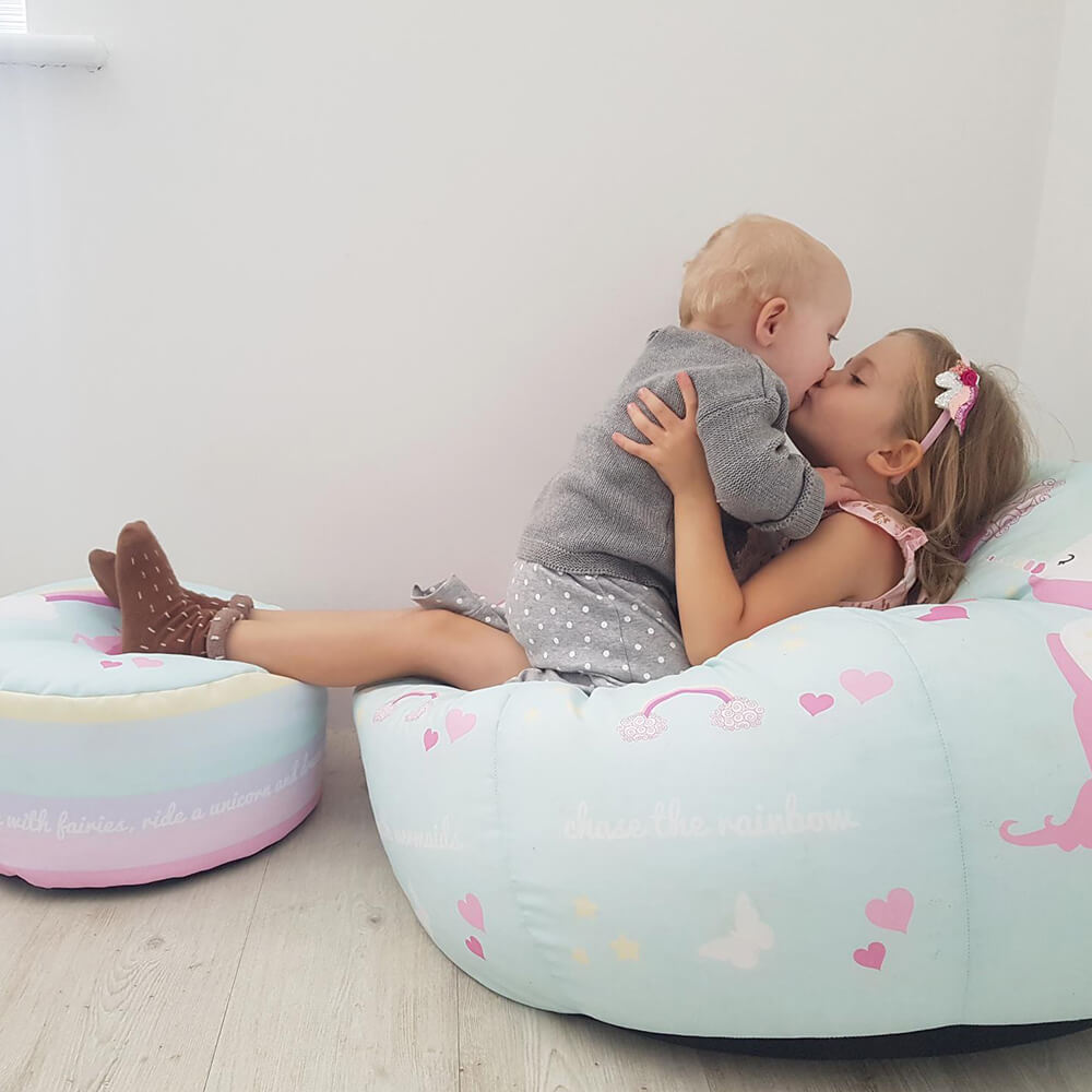 Unicorn Kids Beanbag