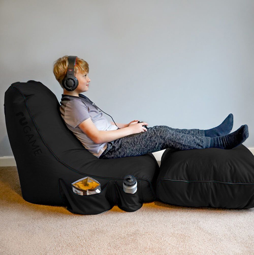 Beanbag Ottoman - Indoor/Outdoor Made in the UK