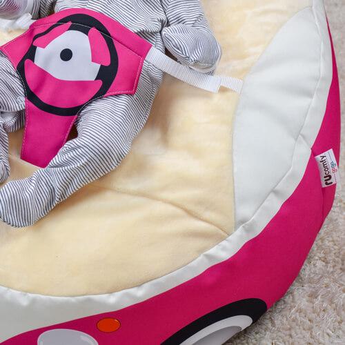 Baby Beanbag Fabric