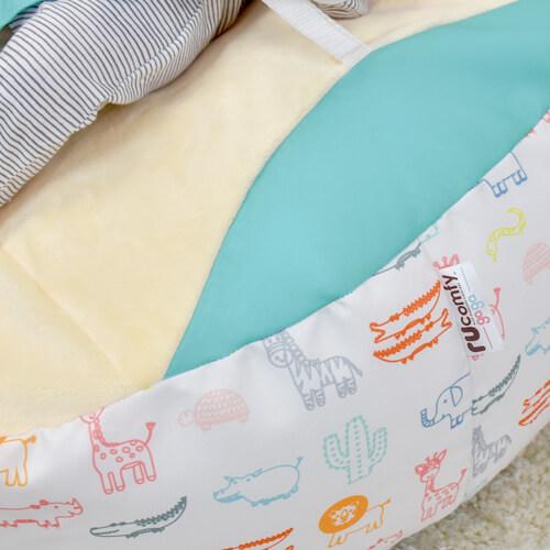 Sleepy Fox Fabric