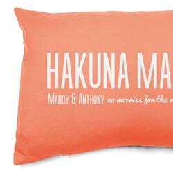 Hakuna Matata Cushion