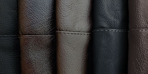 Real Leather Swatches