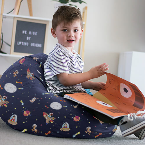 Belle and Boo Space Adventure Beanbag