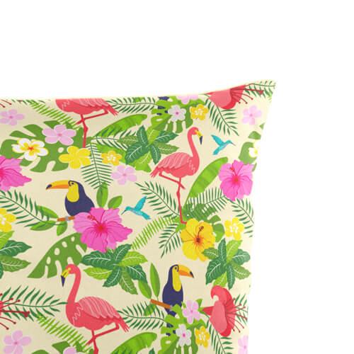 Tropical Birds Cushion