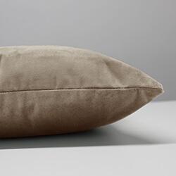 Velvet Cushion Side View