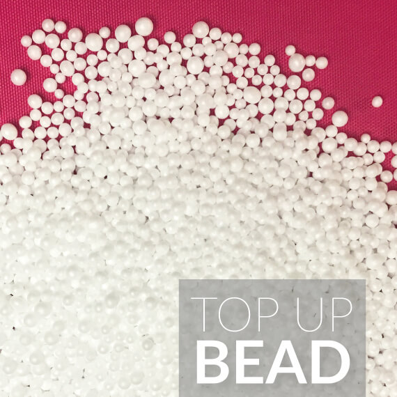 Extra top up bead
