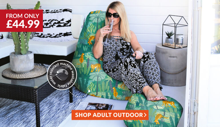 Adult Outdoor Beanbags