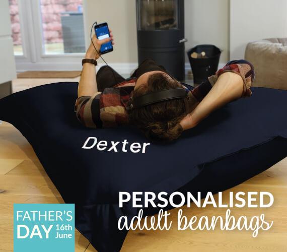 Personalised Adult Bean Bags