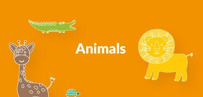 Kids Animal and Bug Beanbags