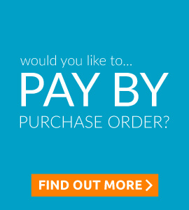 Pay by purchase order