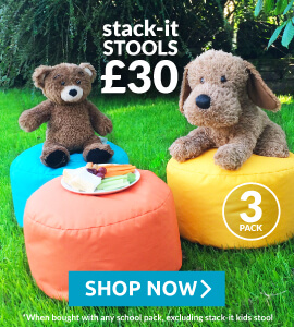 Stack-It Kids Stool